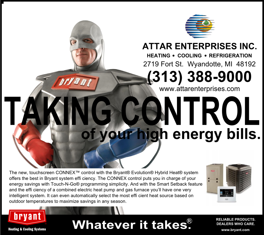 Detroit, Downriver and Wyandotte Spring and Summer A/C + Air Conditioning Maintenance & Repair